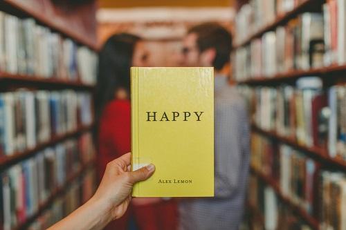 本とカップル