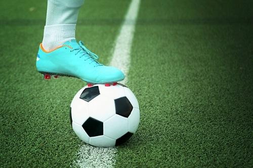 スポーツをする人