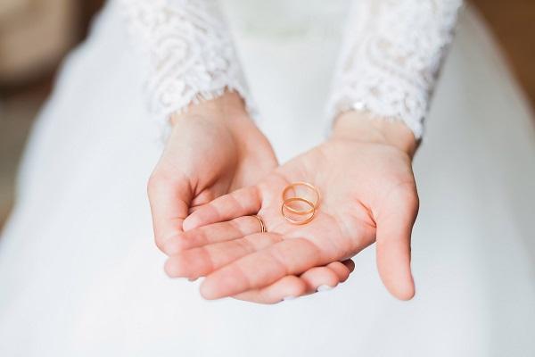 指輪 女性