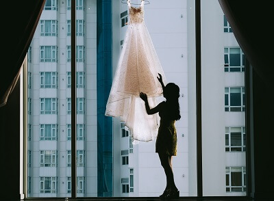 結婚を考える女性